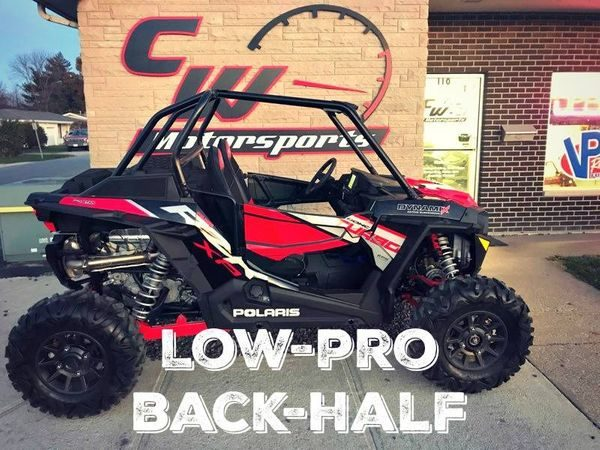 Low-Pro Back-Half Cage